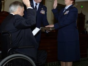 Texas Air National Guard Promotes First Female General