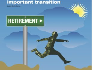 Preparing for retirement ? - what you need to know for this military transition