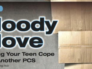 Moody Move - Helping Your Teen Cope With Another PCS