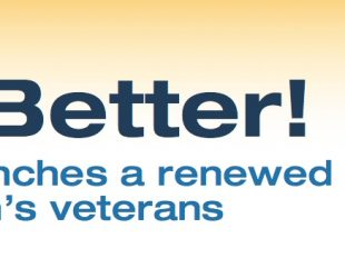 Walmart launches a renewed commitment to out nation's veterans