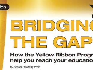 Bridging The Gap - How the Yellow Ribbon Program can help you reach your education goals