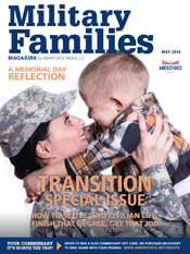 Military Families Magazine - May 2016