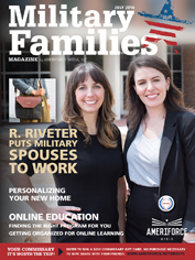 Military Families Magazine - July 2016