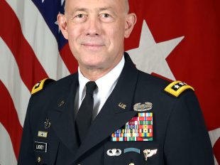 Lt. Gen. Charles D. Luckey, Chief of Army Reserve and Commanding General, United States Army Reserve Command