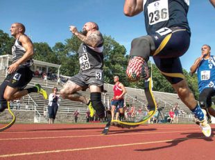 The Warrior Games create an amazing community for recovery