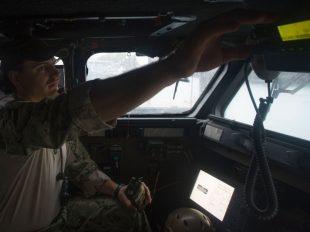 Navy officer Lt. David Nartker filmed in Iran detention faces punishment