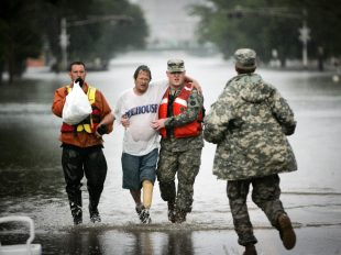 National Guard activated in support of Iowa flood response operations