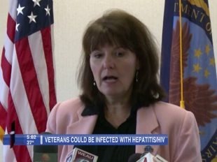 Victoria Brahm, Tomah VA Acting Medical Director