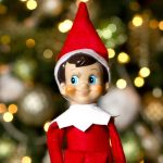 "This photo provided by CCA&B, LLC, shows ""The Elf on the Shelf: A Christmas Tradition,"" with the Elf for the shelf. There is one hot item this holiday season that won't be resting under the Christmas tree. It will be on a shelf _ watching you. (AP Photo/CCA&B, LLC)"
