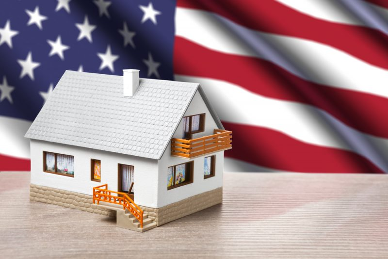buy home or rent in america military