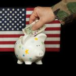 military retirement finances