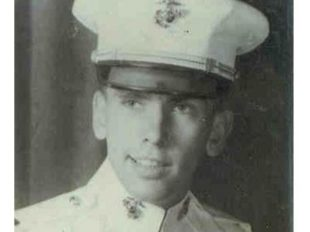 Remains of Marine Corps Reserve 1st Lt. Williams Ryan were found last year in Laos and identified as his last month.  (Vietnam Veterans Memorial Fund)