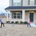 Military families like the Eklunds are leveraging the VA loan program to build and buy homes across Moore at a record pace, changing the community's complexion in the process. — Courtesy of Christina Eklund