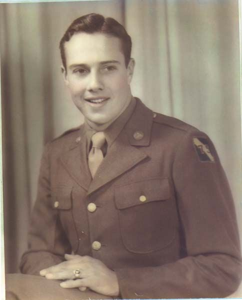 Bob Dole, World War II