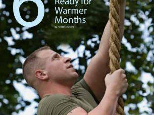 warmer months