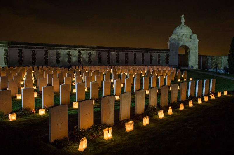 April marks the 100th anniversary of American entry into World War I. 53,000 U.S. troops died during their 17-month deployment.BELGIAN TOURISM BOARD FOR FLANDERS & BRUSSELS