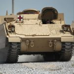 A BAE Systems Armored Multi-Purpose Vehicle. Source: BAE Systems