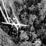 During the Vietnam War, Air Force C-123 planes sprayed millions of gallons of herbicides over the jungles of Southeast Asia to destroy enemy crops and tree cover. The military stopped the spraying by early 1971, but some Air Force Reserve units continued to fly the former spray planes until the early 1980s. Some veterans who flew in those planes after the war got sick, and like many Vietnam veterans, they're blaming the herbicides they say still coated the planes for decades. (AP Photo/Department of Defense, File)