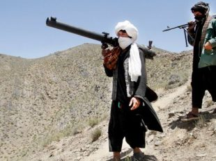 Russia may be supplying the Taliban in Afghanistan, a US general has said