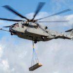 LOCKHEED MARTIN'S NEW HEAVY-LIFT CH-53K COULD LIFT LOCKHEED'S BOTTOM LINE AS WELL. IMAGE SOURCE: LOCKHEED MARTIN.
