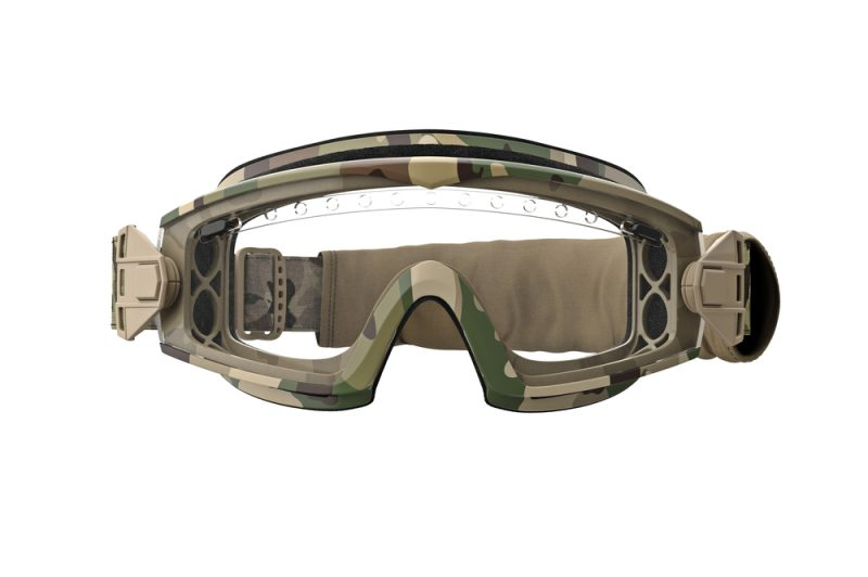 military goggles