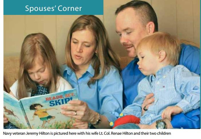 spouse corner