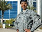 About 2,700 veterans, among them Marcelle Pann Mathis (pictured here) are mentored by someone in the corporate world through ACP.  (Courtesy of American Corporate Partners )