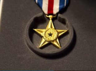 Vietnam veteran awarded Silver Star 45 years after rescue