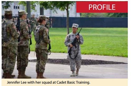 Cadet Jennifer Lee