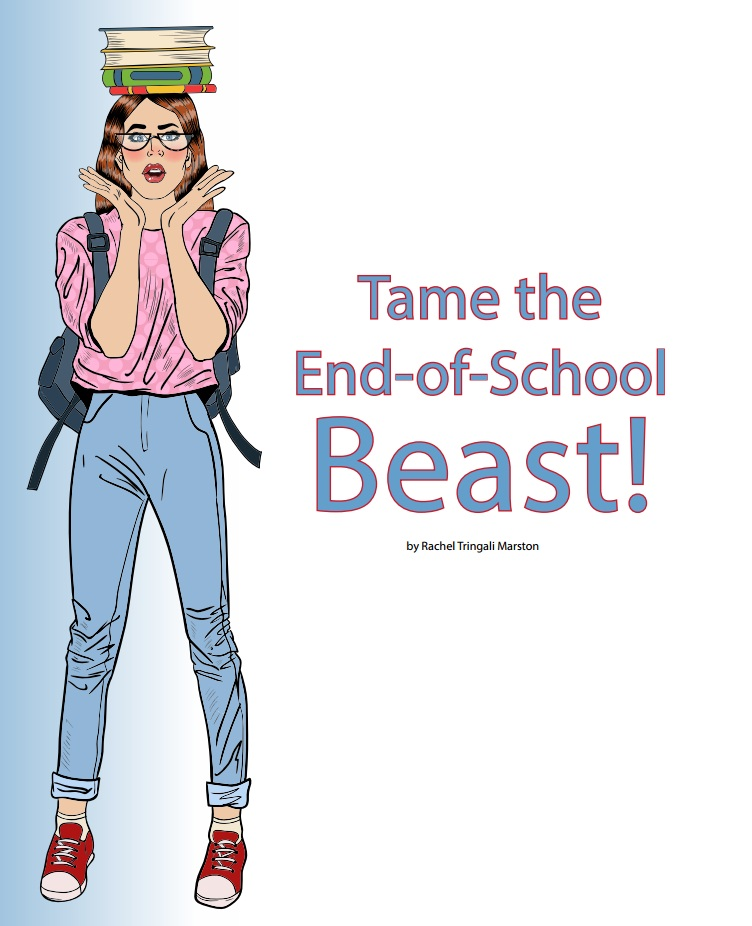 end of school beast