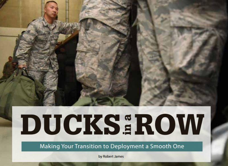 deployment military