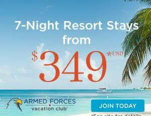 7-Night Resort Stays from $349.00