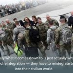 reintegration military