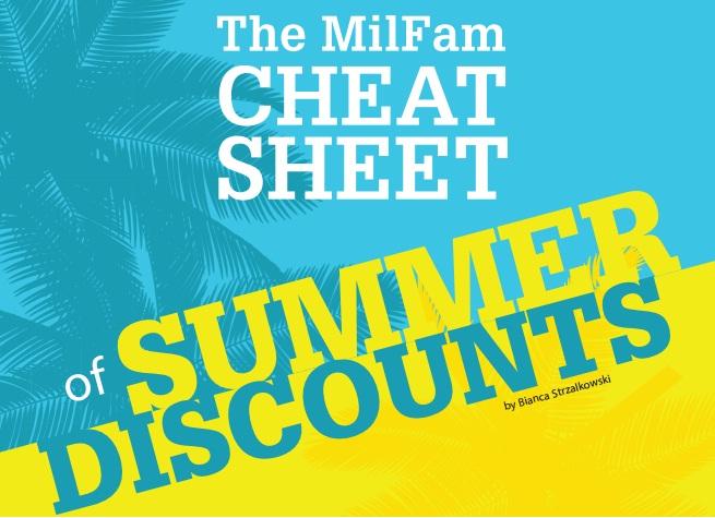 summer discounts