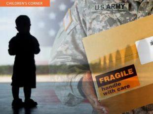 children corner military