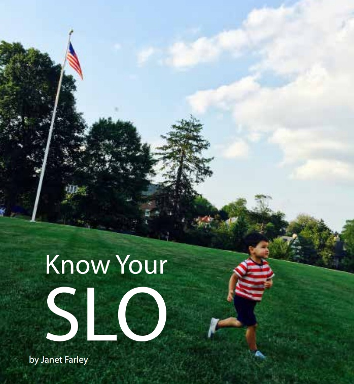 know your slo