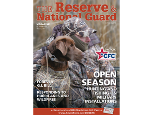 October 2017 Reserve and National Guard Magazine