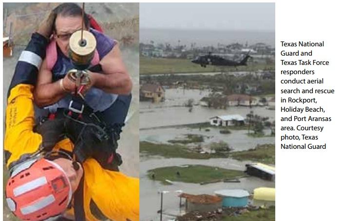 irma flood military rescue