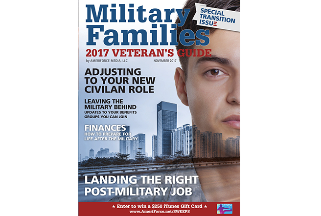 Military Families November 2017 Issue