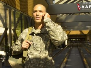 Military Minute - How To Thank A Veteran